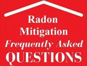 radon mitigation FAQ