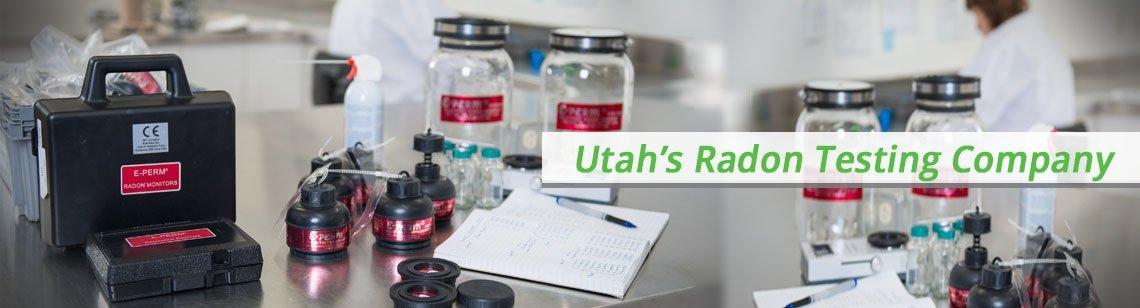 free radon test